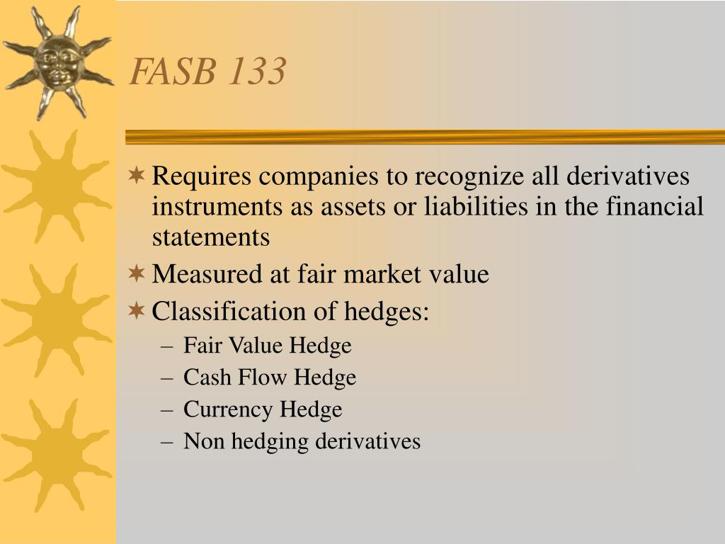 FASB 133