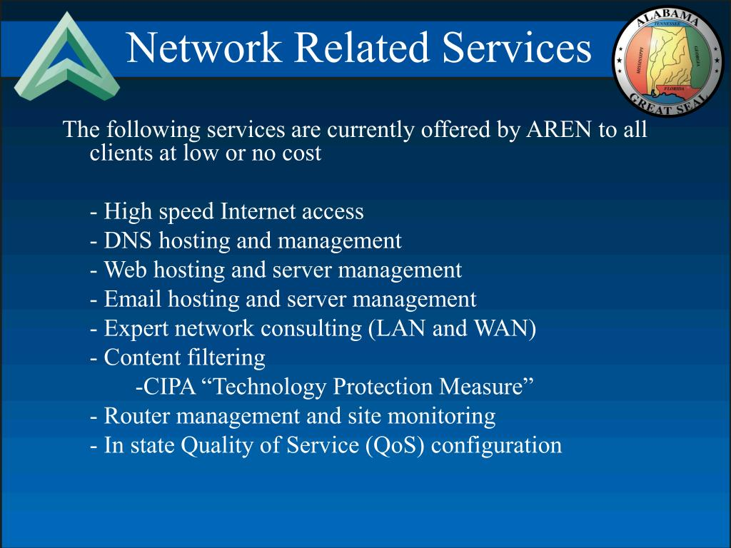 Network Related Services