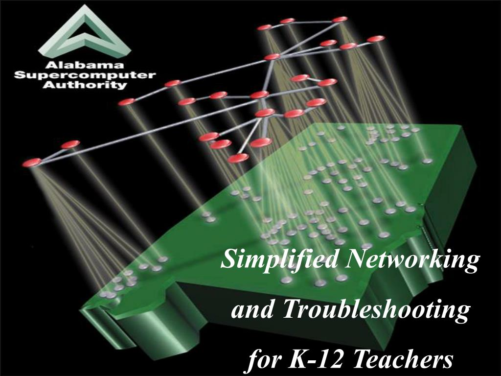 Simplified Networking
