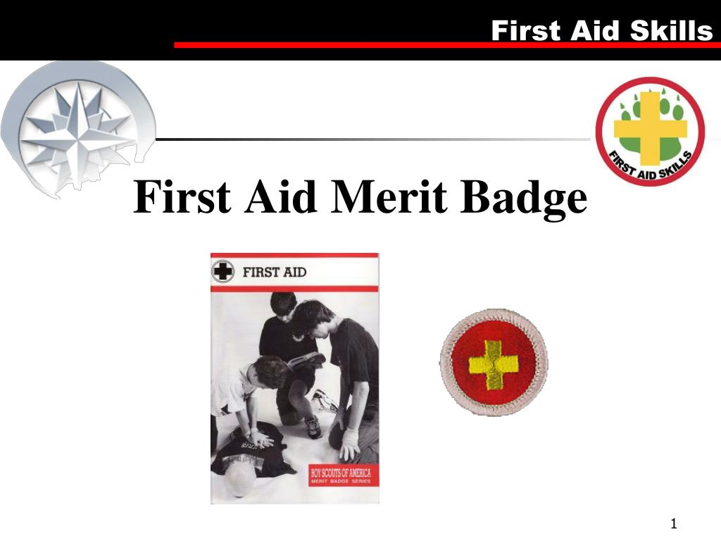 First Aid Merit Badge