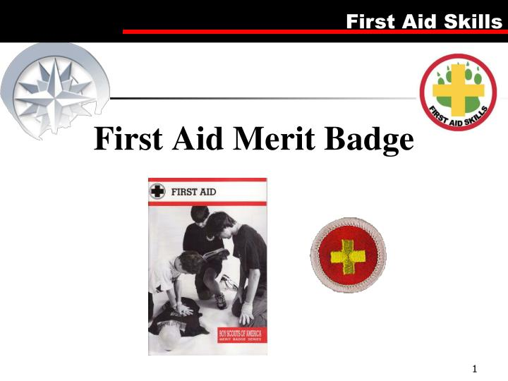 First aid merit badge l.jpg