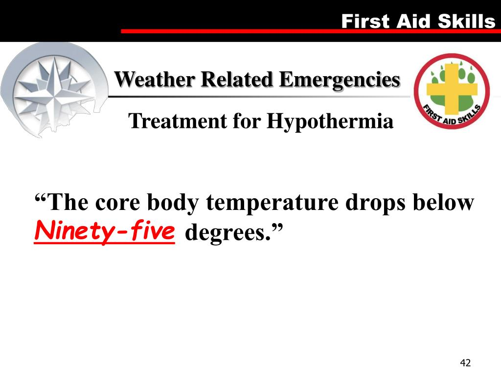Weather Related Emergencies