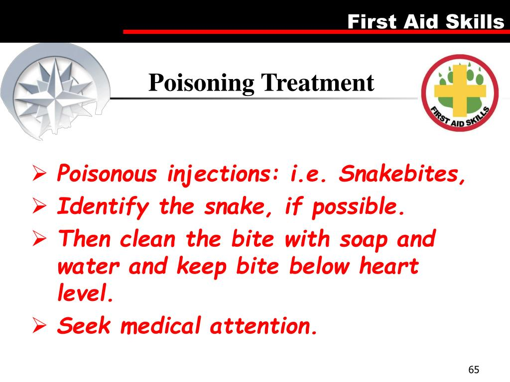 Poisoning Treatment