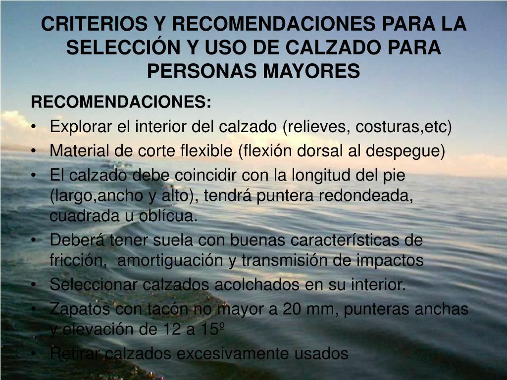 PPT - CUIDADOS DEL PIE EN EL ADULTO MAYOR PowerPoint