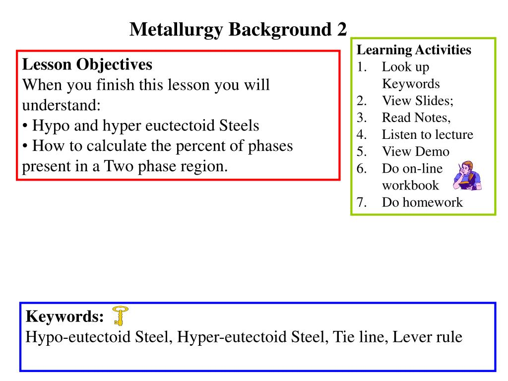 Metallurgy Background 2