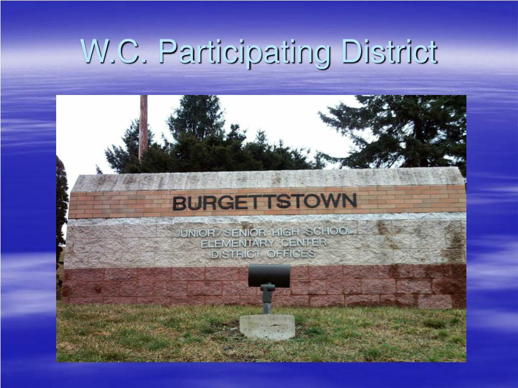 W.C. Participating District