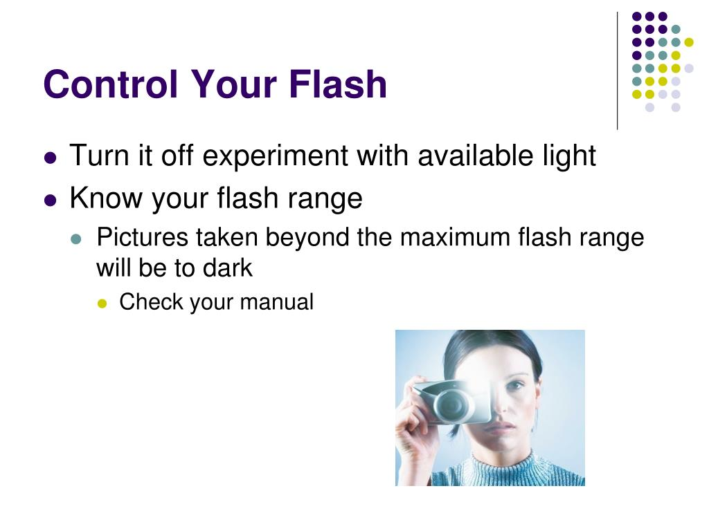 Control Your Flash