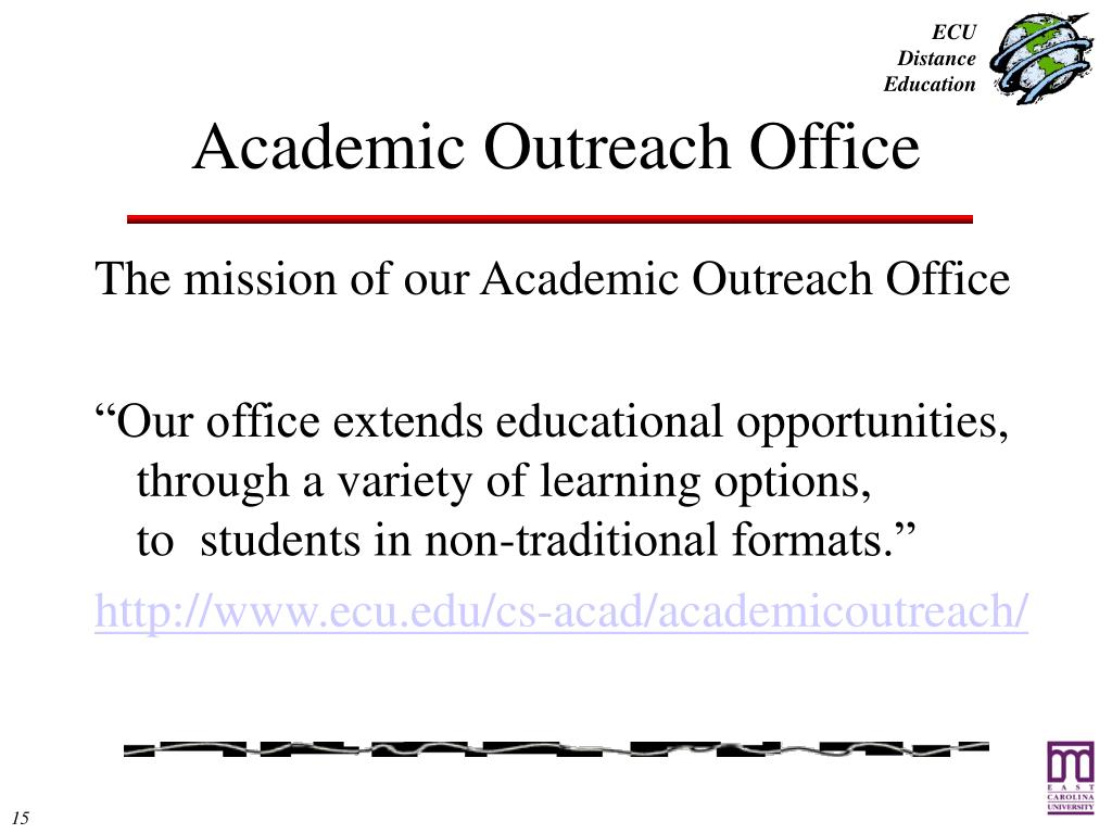 Academic Outreach Office