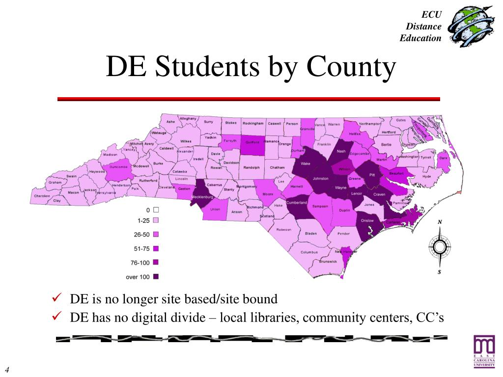 DE Students by County