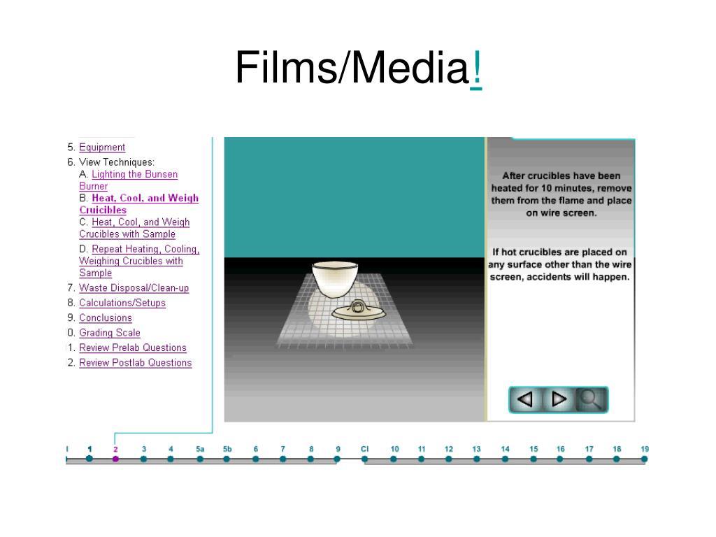 Films/Media