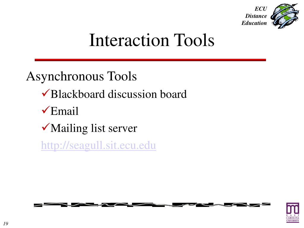 Interaction Tools