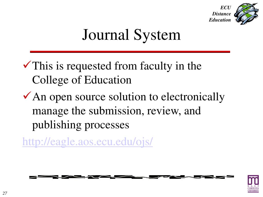 Journal System