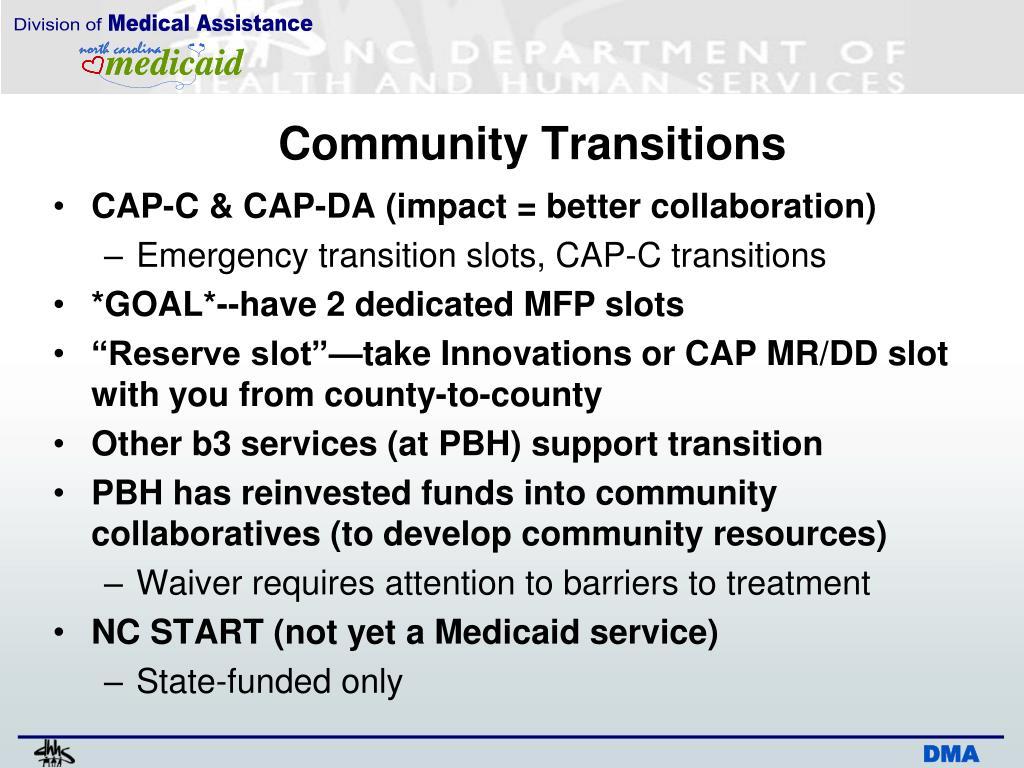 Medicaid waiver slots