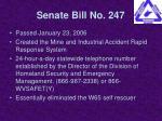 senate bill no 247