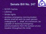 senate bill no 2476
