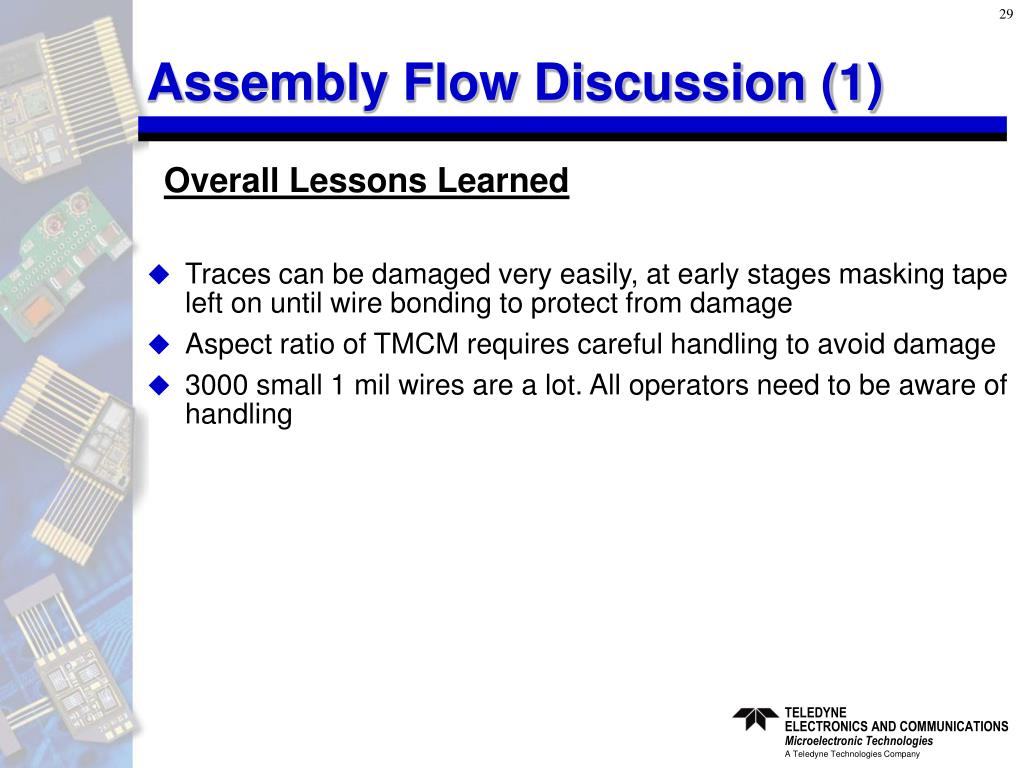 Assembly Flow Discussion (1)