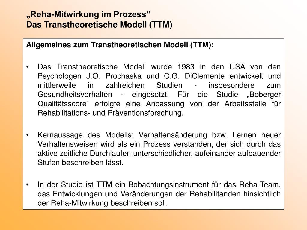 """""""Reha-Mitwirkung im Prozess"""""""