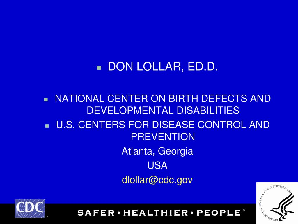 DON LOLLAR, ED.D.