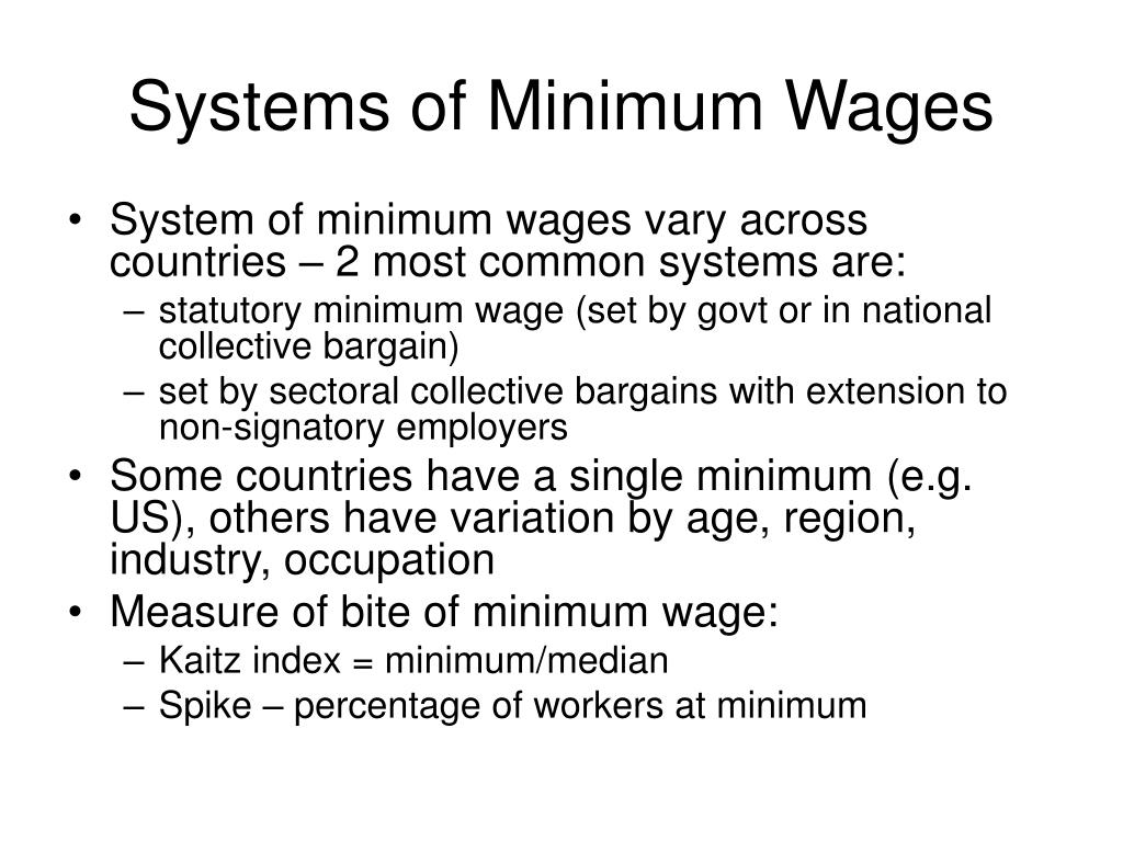 presentation minimum wage Minimum wage increased - howai  in his budget presentation he indicated that the minimum wage would be increased from $1250 an hour to $15 an hour and that there.