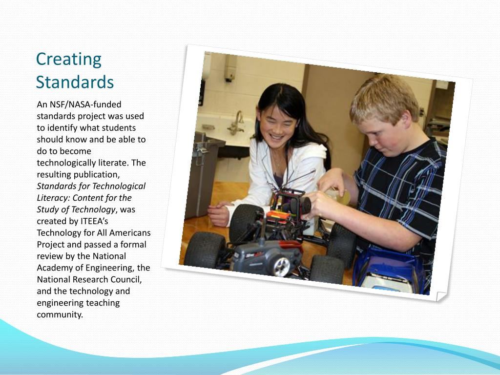 Creating Standards