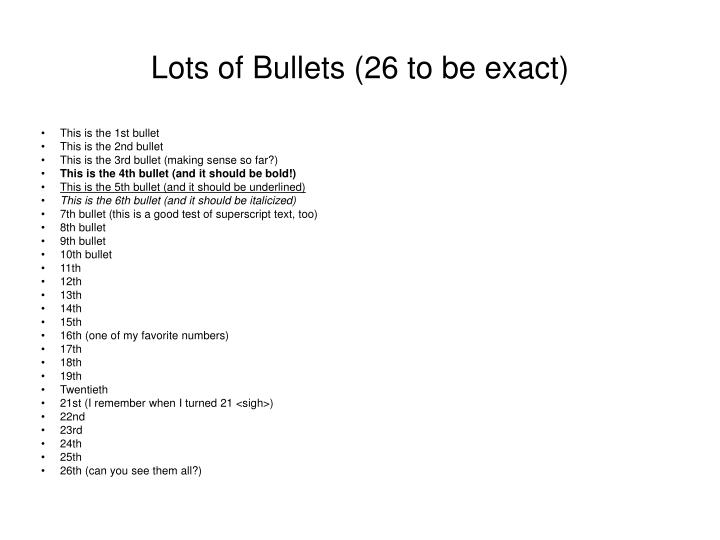 Lots of bullets 26 to be exact l.jpg