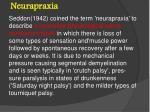 neurapraxia