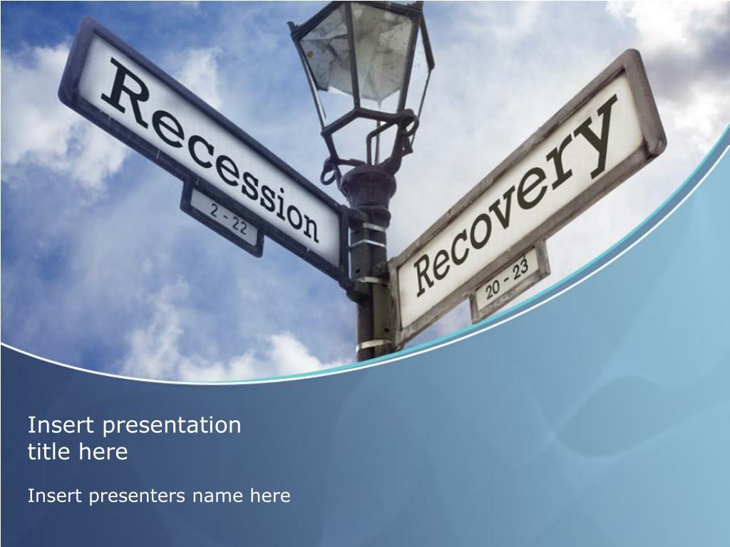 Insert presentation