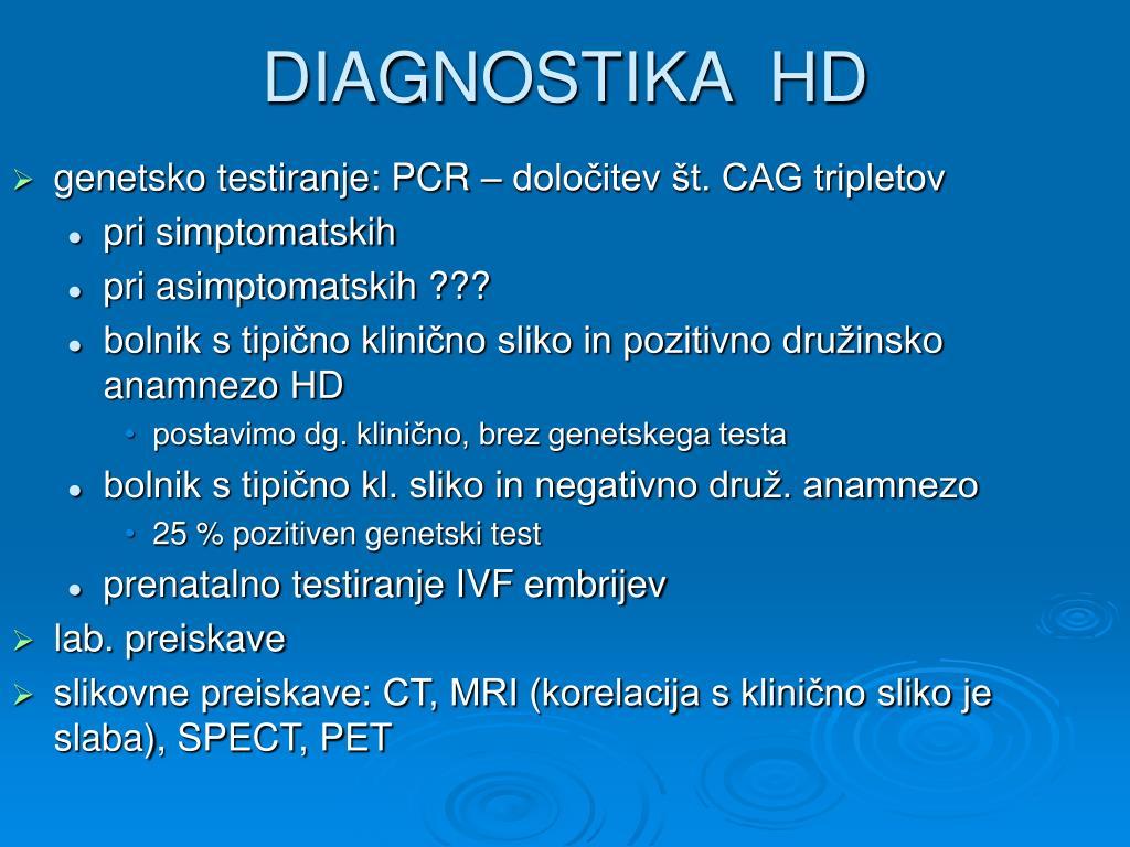 DIAGNOSTIKA  HD