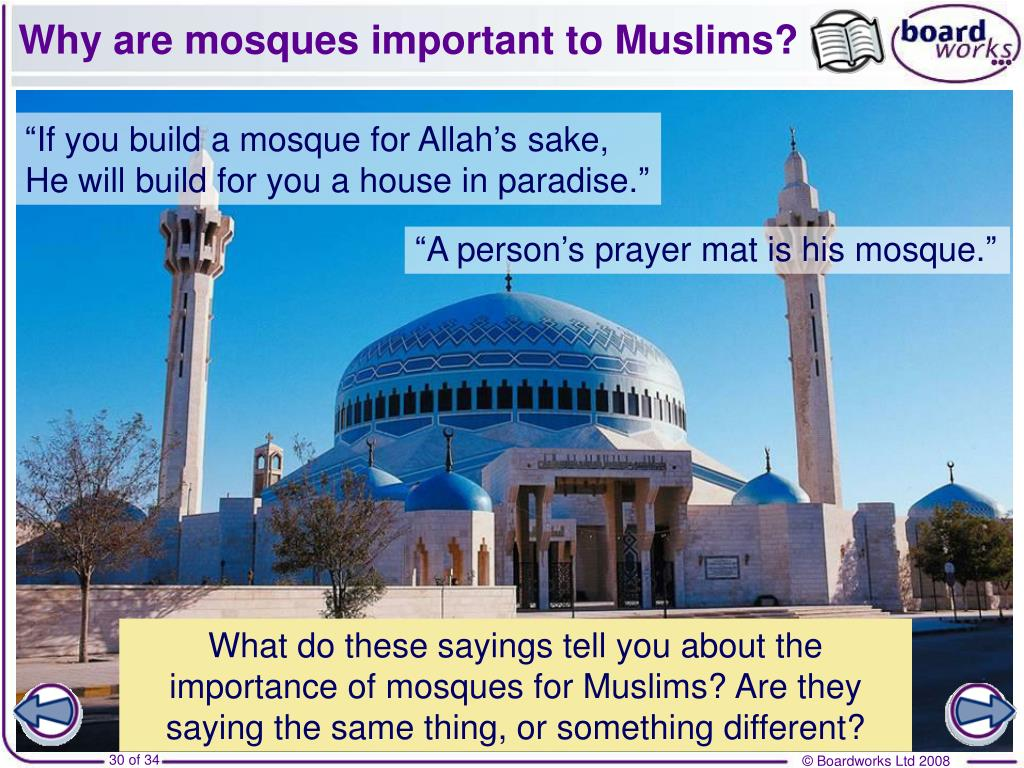 why is muhammad important to muslims What others say about islam, muhammad, and the quran 6 videos the importance of prayer is demonstrated in many of the the most important aspect is one's.