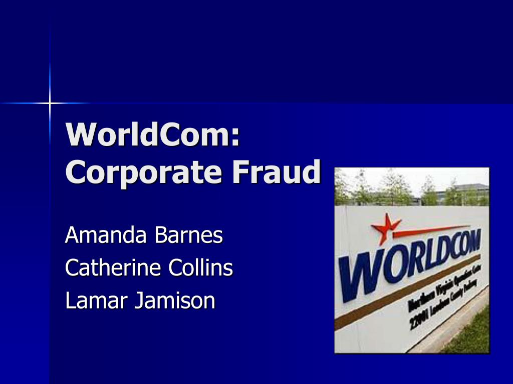corporate fraud The attorney general's corporate fraud section investigates and prosecutes cases involving california's energy crisis, securities and commodities fraud, the.