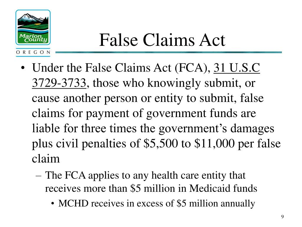 PPT - Health Care Fraud and Abuse PowerPoint Presentation ...