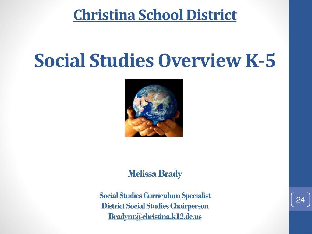 Christina School District