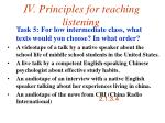 principles for teaching listening15