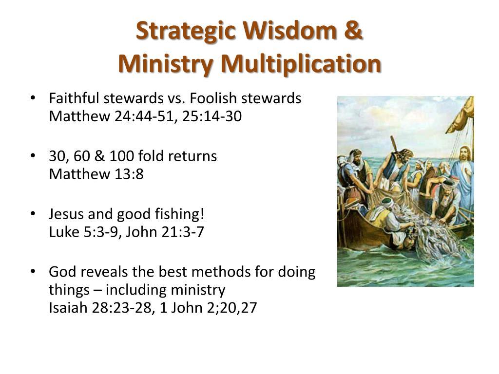 Strategic Wisdom &