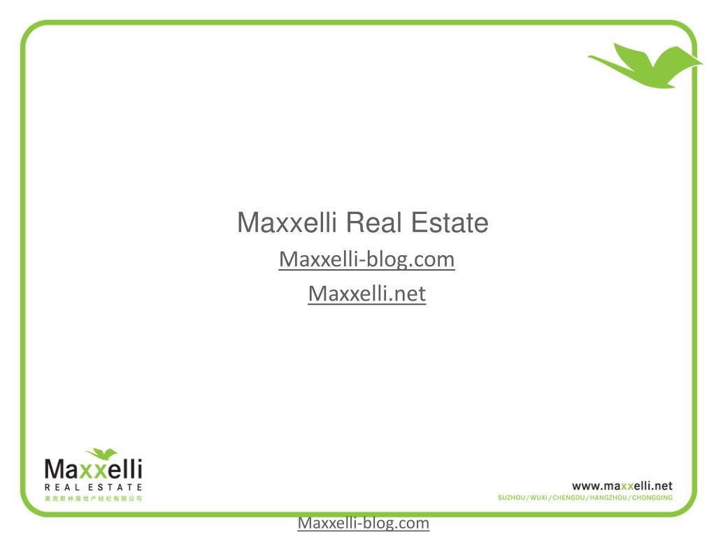Maxxelli Real Estate