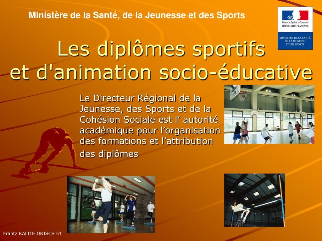 Ministère de la Santé, de la Jeunesse et des Sports