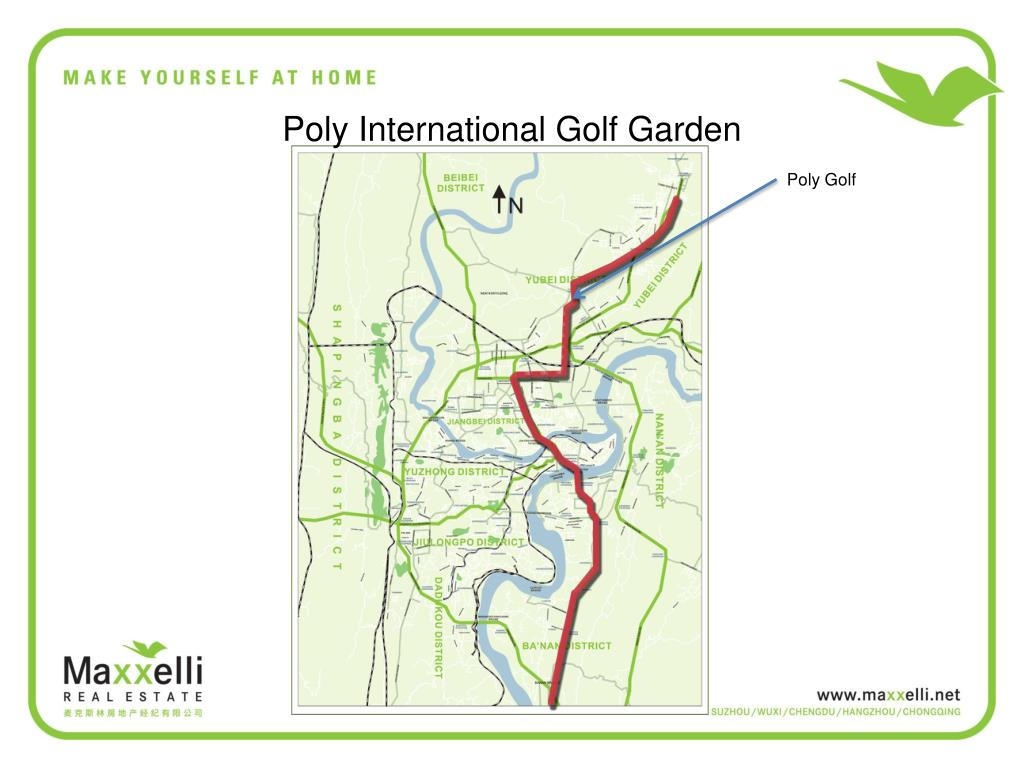 Poly International Golf Garden