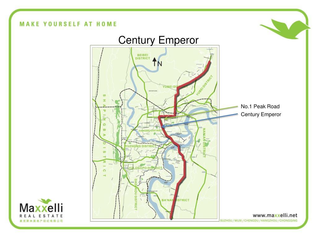 Century Emperor