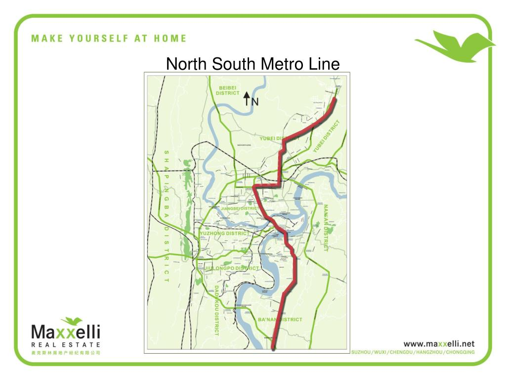 North South Metro Line