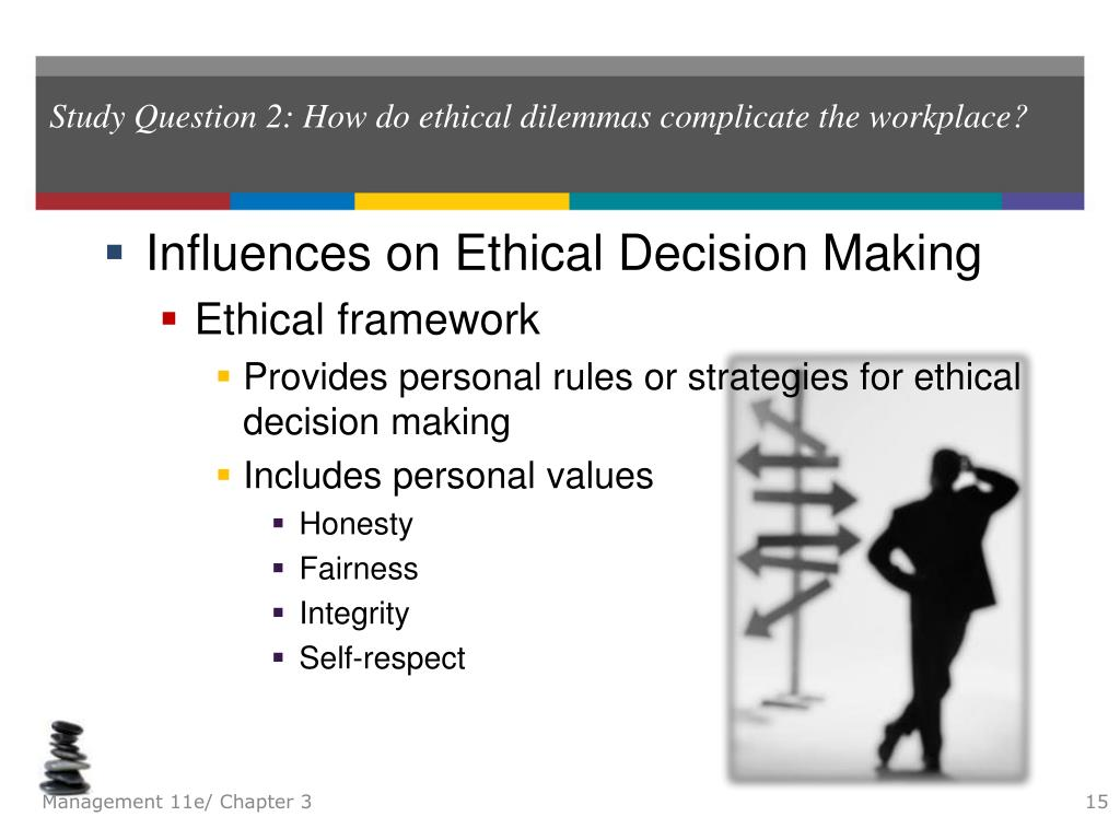 chapter 3 an ethical dilemma Chapter 3: ethical dilemmas and the process of effective resolution 31 ethical dilemmas when we are confronted with a problem or an issue for  we face a dilemma.