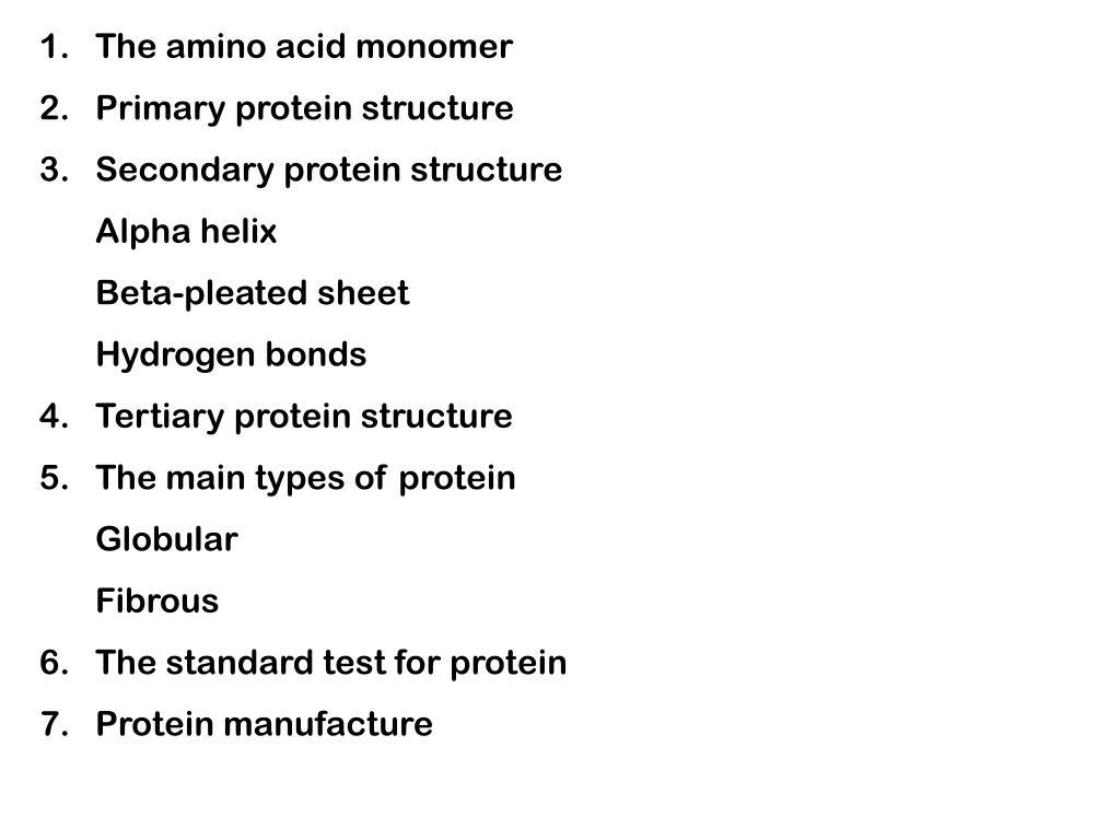 The amino acid monomer