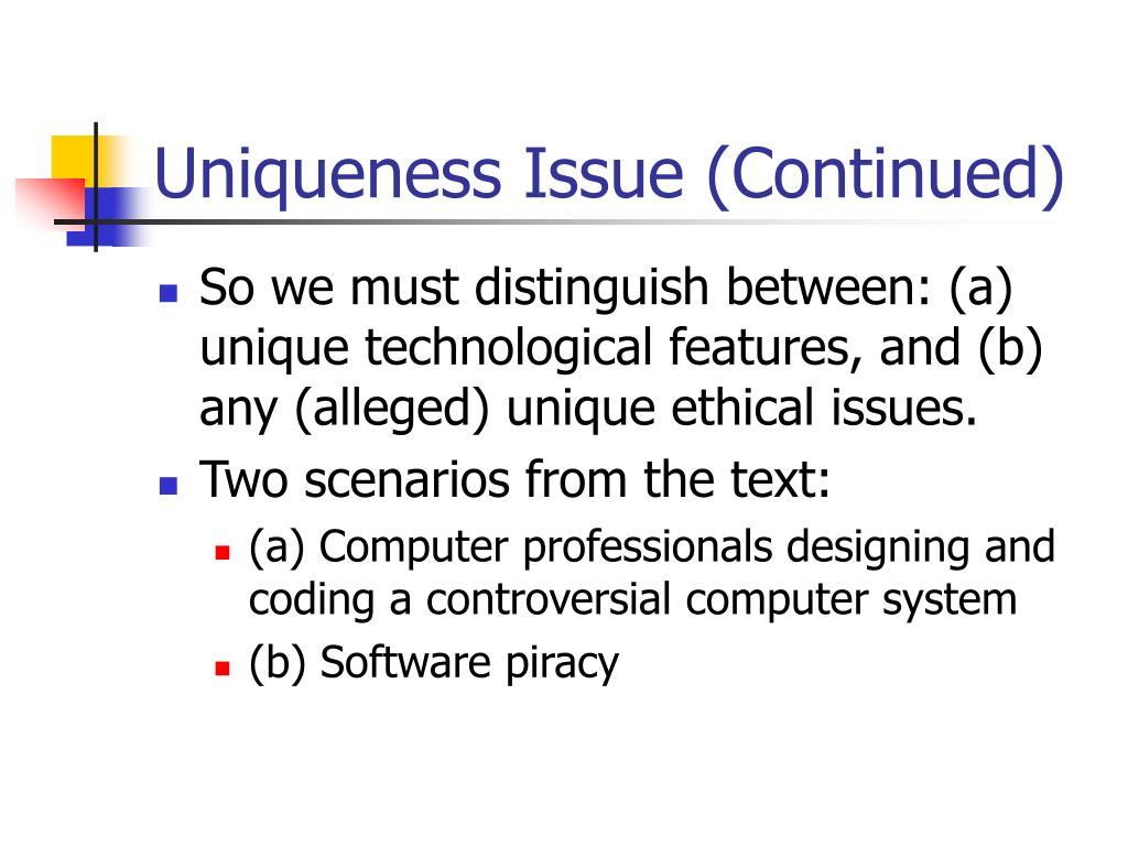ethical issues with the software piracy In the last forty years computers have touched almost every aspect of our lives from the automobiles we drive to the ovens with which we cook, few things we own or use have no relation to.