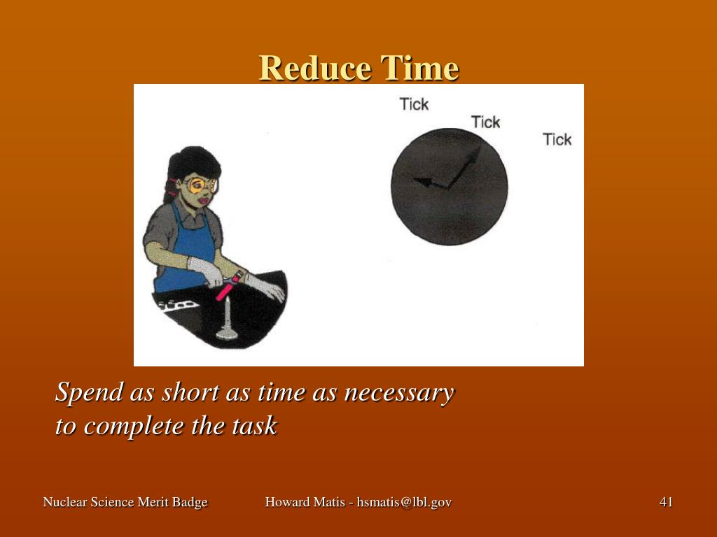 Reduce Time