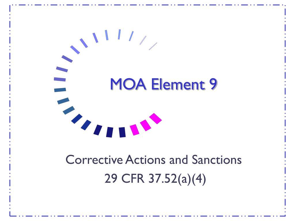 MOA Element 9