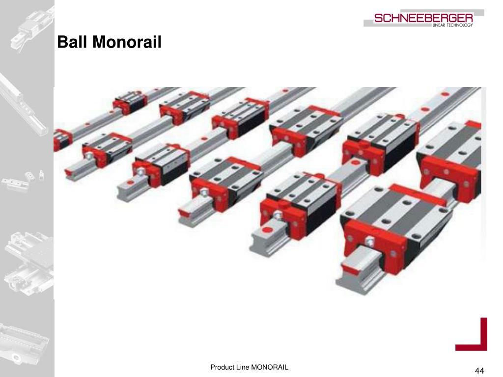 Ball Monorail