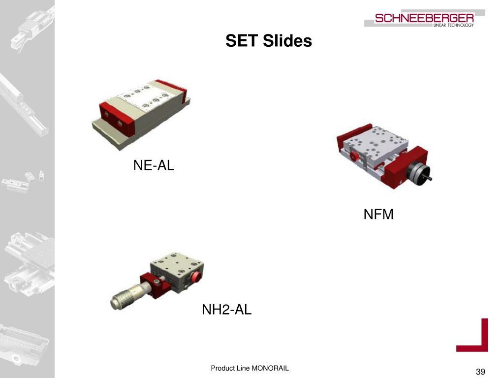 SET Slides