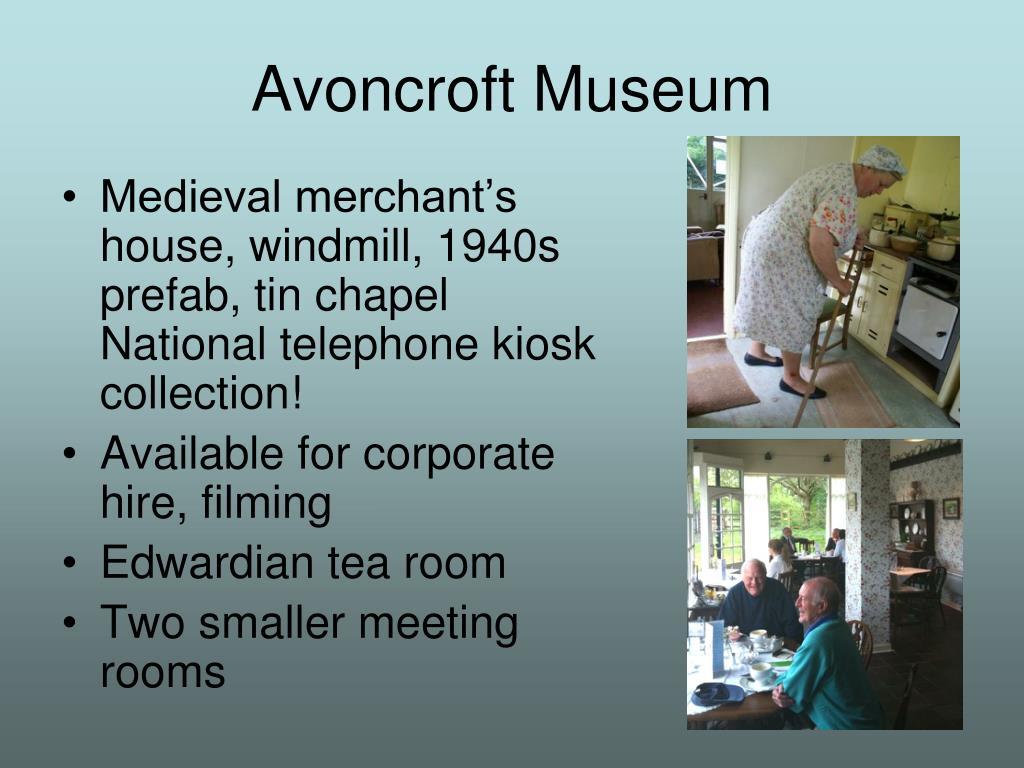 Avoncroft Museum