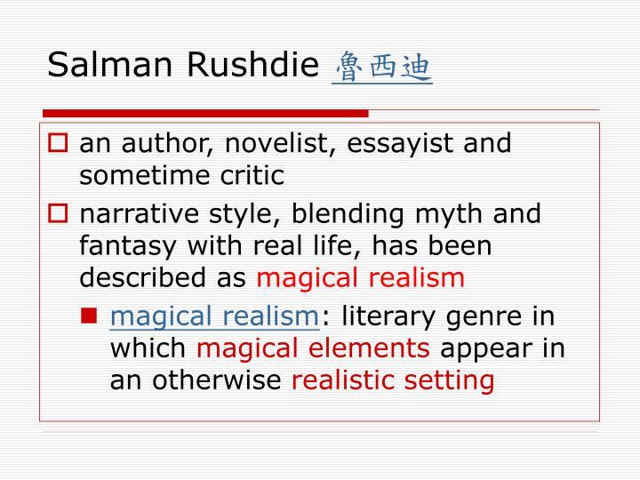 The Prophet's Hair by Salman Rushdie Essay Sample