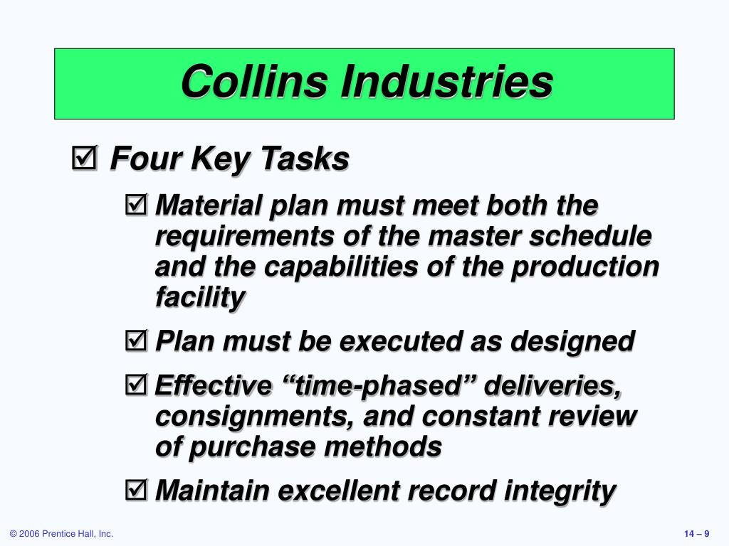 Collins Industries