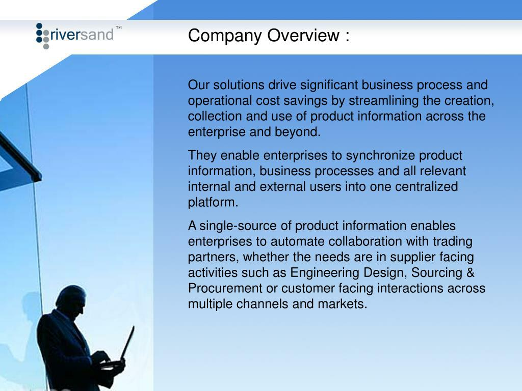 Company Overview :